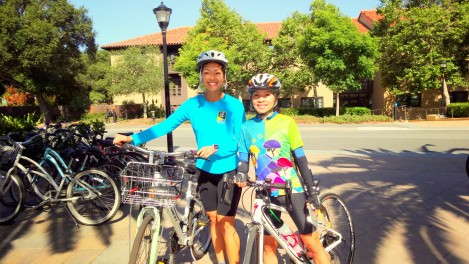 2014-06-07 Stanford Ride 24M - Looking great